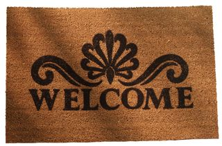 Welcome mat 2